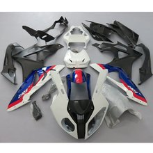 Motorcycle Injection Mold Fairing For BMW S1000RR S 1000 RR 2012 S 1000RR 12 Fairings Cowl Set Kit Bodywork UV Painted Blue Red