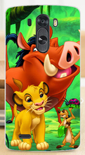 Phone Cases with Goodly Animals for LG