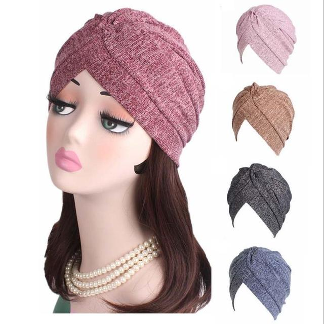 fc73a6a609e Headcovers Turban Unlimited 100% Cotton Slouchy Snood Beanie Hat Cancer  Chemo Hats For Cancer Hair Loss