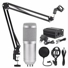 Professional BM 800 Karaoke Microphone Condenser Microphone