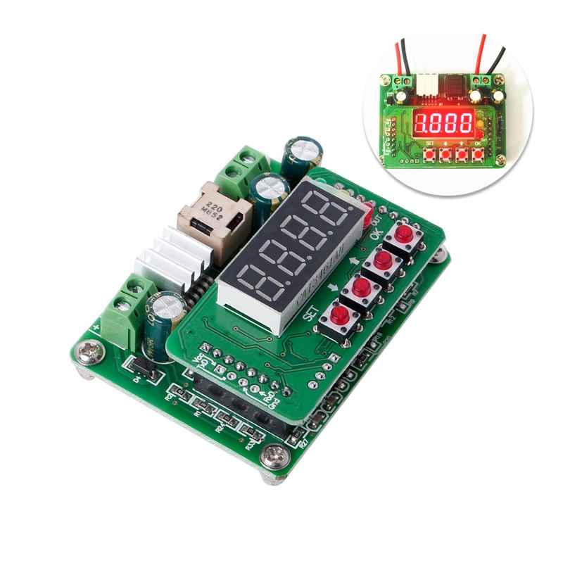 1PC B3603 DC-DC Power Supply Adjustable Step-Down Module Voltage 36V 3A 108W diy kit dc dc adjustable step down regulated power supply module belt voltmeter ammeter dual display