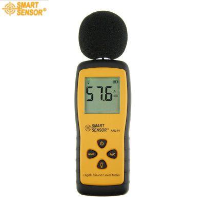 Sonomètre intelligent AR214 pour AR-214 du bruit industriel et aérien