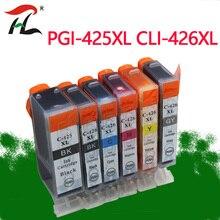 For Canon PGI-425 PGI425 CLI-426 Ink cartridge PGI 425 PIXMA IP4840 IP4940 IX6540 MG5140 MG5240 MG5340 Printer