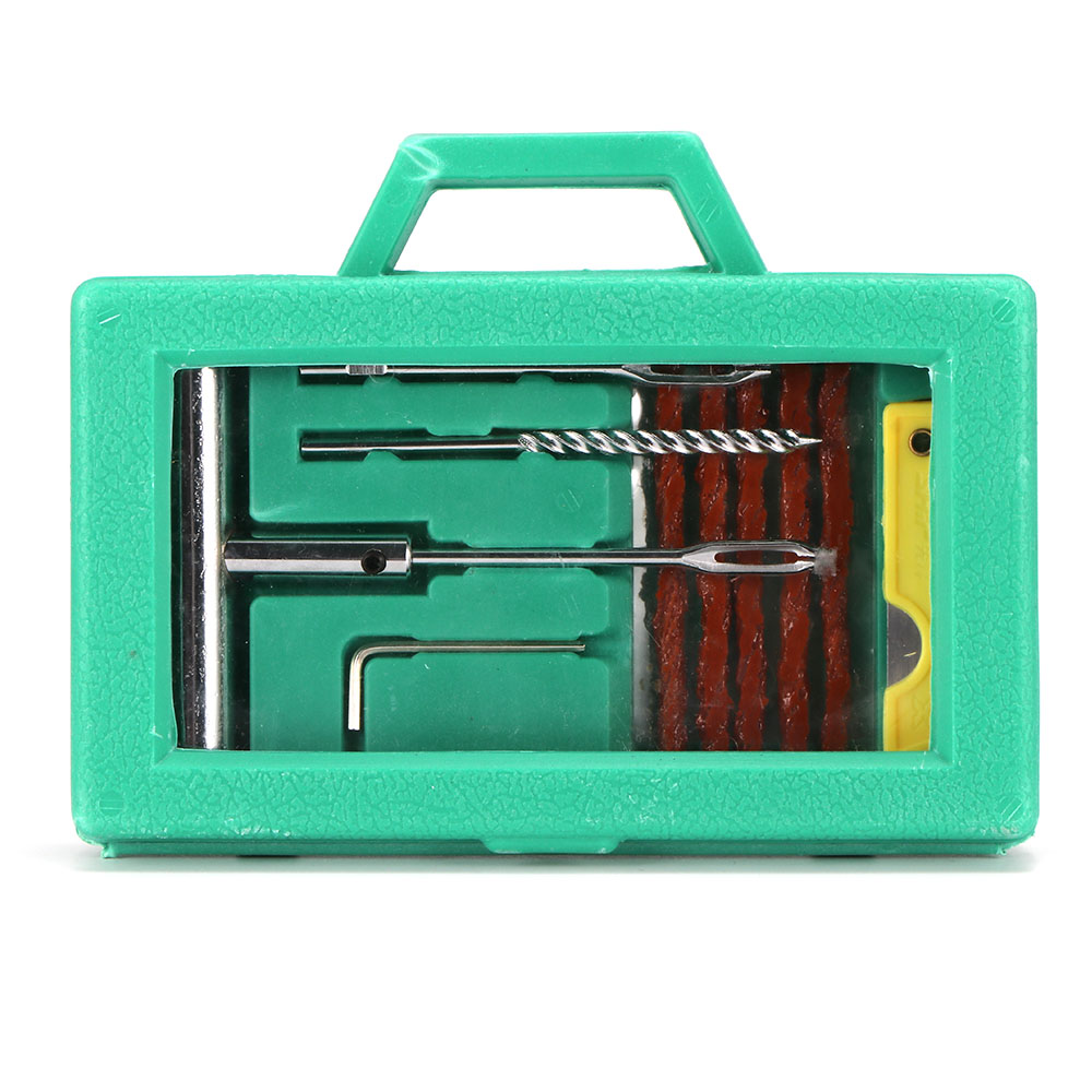 11pcs Auto Tire Repair Kit High Quality Material Handle