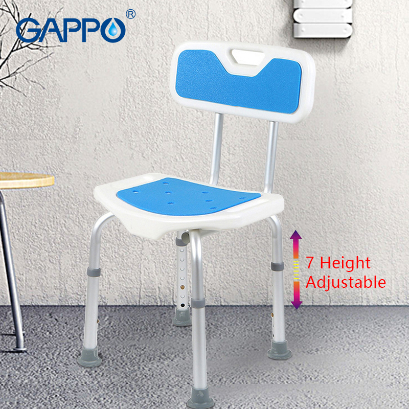 Здесь продается  GAPPO Wall Mounted Shower Seats Toilet Trainers bathroom adjustable folding bathroom seats toilet seats                           Строительство и Недвижимость