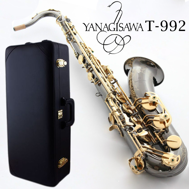 Japanese Yanagizawa A 992 New Saxophone B Flat Tenor High Quality Tenor saxophone Super Professional Musical