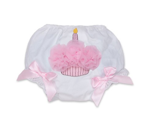 Princess Girl Cotton Baby Bloomers Pink Bow Decor Tutu Ruffles Shorts Birthday Gift Crown Embriodery Infant Girl Bloomers