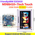 FriendlyARM MINI6410 + 7 inch touch LCD  256M RAM + 1G Nand Flash ARM Development Board S3C6410 ARM11 , Android Linux Wince
