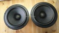 Пара Melo Дэвид аудио Vifa NE225W 08 8 дюймов midbass НЧ динамик 8ohm 150 Вт