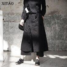 до осенние [XITAO] модные