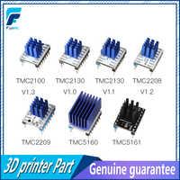 TMC2100 V1.3 TMC2130 TMC2208 V1.2 TMC2209 V3.0 TMC5160 TMC5161 Stepper Motor StepStick Stumm Fahrer Stille Hervorragende Stabilität