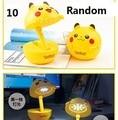Originalidad Totoro de Carga USB luz de Noche Estudiante Dormitorio lámpara de Cabecera del Dormitorio de Dibujos Animados Pokemon Night Lights