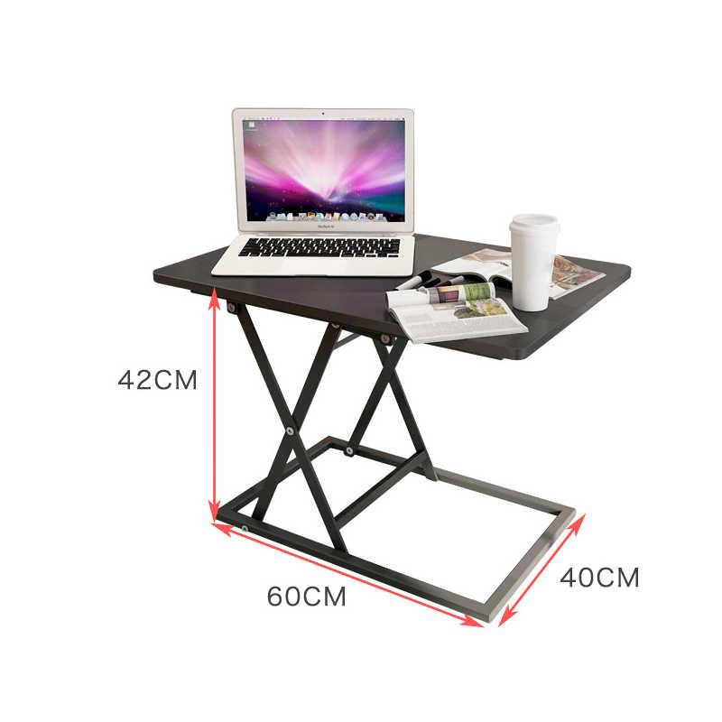 Регулируемая подставка для ноутбука для домашнего обучения компьютерный стол складной стол для работы и учебы ноутбук стол