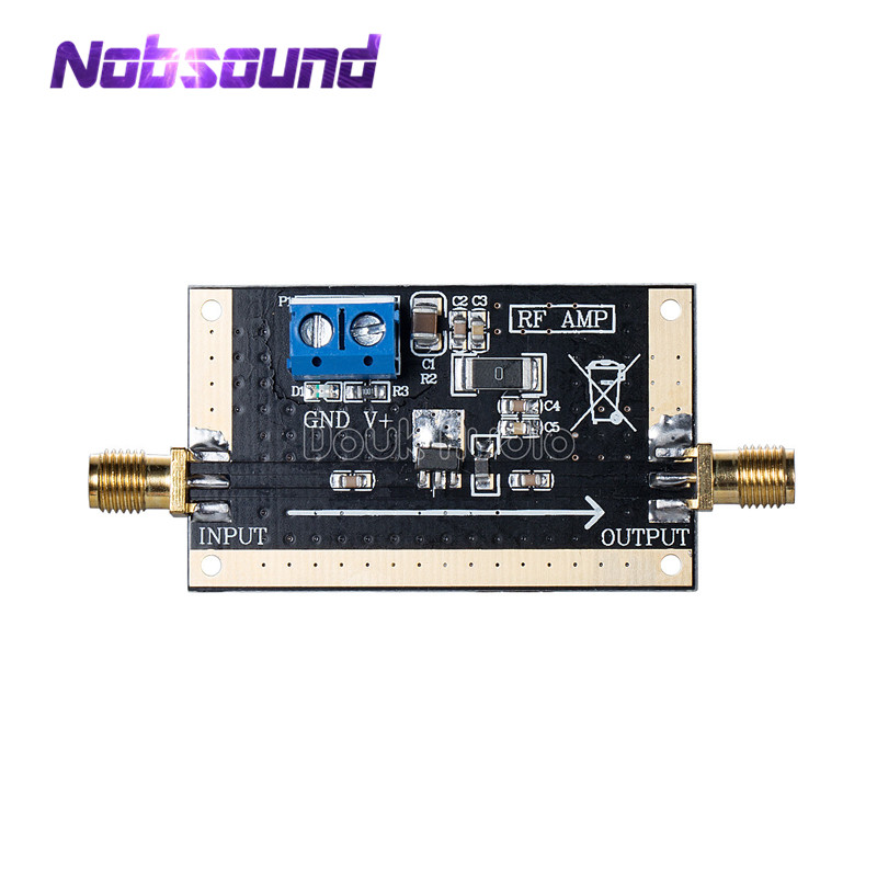 SBB5089 Module Radio Frequency RF Power Amplifier 50M - 6GHz Broadband 20dB Gain image