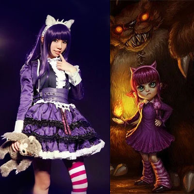 Annie League Of Legends Cosplay