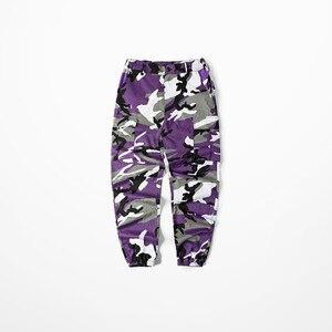 Брюки-карго Militar, камуфляжные брюки-карго для мужчин, скейтборд