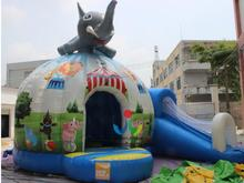 Inflatable Elephant Bouncer/Inflatable Combo Bouncer/Inflatable Elephant Combo