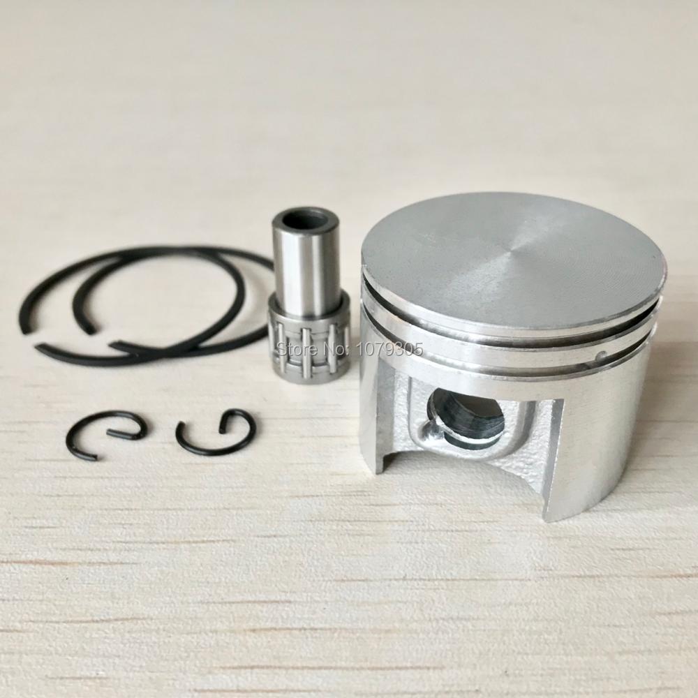 38MM Piston & Rings 10MM Pin Needle Bearing Kit Fit Stihl MS180 018 180 Chainsaw
