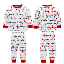 Mommy and Me Christmas Light Up Family Pajamas
