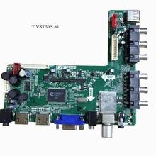 TSUMV59XTS-Z1คณะกรรมการควบคุม3DคณะกรรมการควบคุมLED HDTVคณะกรรมการLED HDTVคณะT. VST59S. 81