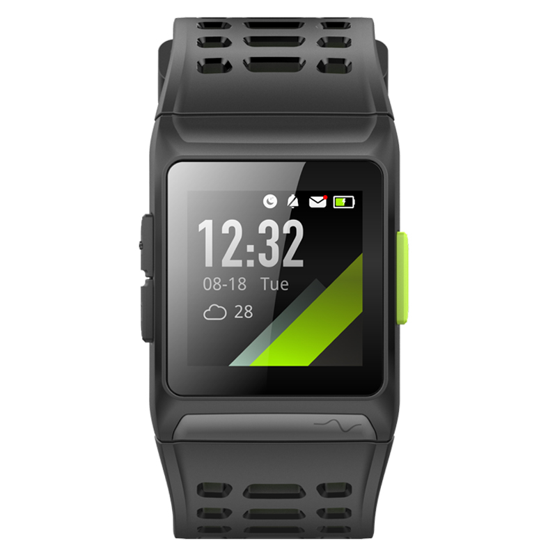 iwownfit P1 color screen Smart Watch Heart Rate ECG detection HRV analysis built-in GPS IPS iwown Multiple sports modes Bracelet
