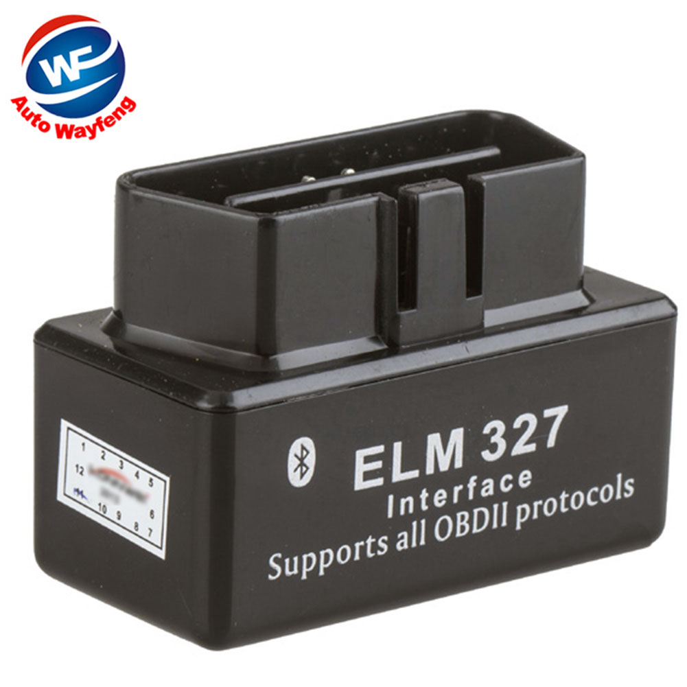 2017 Stable ELM327 V1 5Auto Scan Tool wireless Bluetooth OBD OBD2 Diagnostic Tool For Android mobile