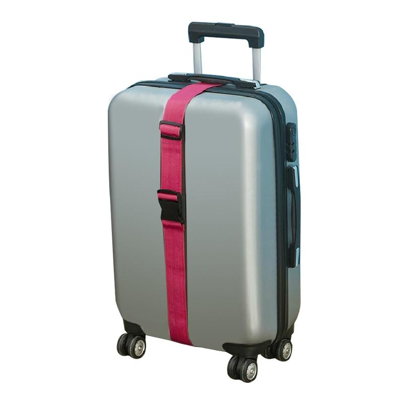 Trolley Suitcase Luggage Strap Belt Adjustable Security Bag Parts Case Travel Accessories Women Organizer Wholesale Supplies