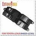 Автозапчасти Окно Электрический Выключатель Питания 84820-12361 8482012361 Для Toyota Corolla 1996-2001
