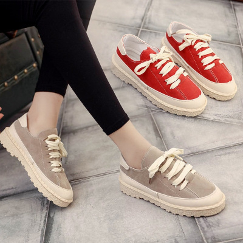 Autumn new trend wild casual shoes comfortable student shoes 5
