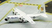 IF 200 1: 200 US Air Force C 130 Hercules Alloy transport model 0690 Favorites Model