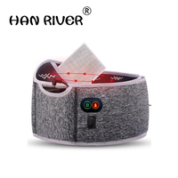 Electric heating belt warm heating charging the waist waist dish outstanding main vibration massager J2189