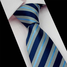 Mantieqingway Formal Men's Business 7cm Neck Tie Solid Color Polyester Silk Ties for Men Wedding Classic Striped Dots Bow Tie