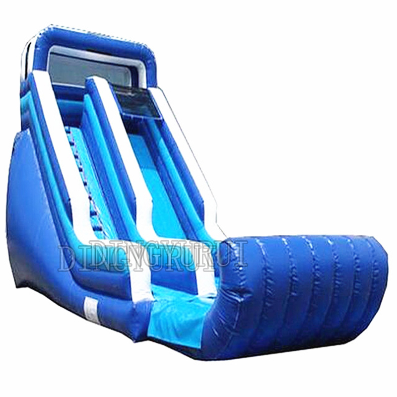 Inflatable Slide Commercial: Commercial Inflatable Slide In Inflatable Slide With