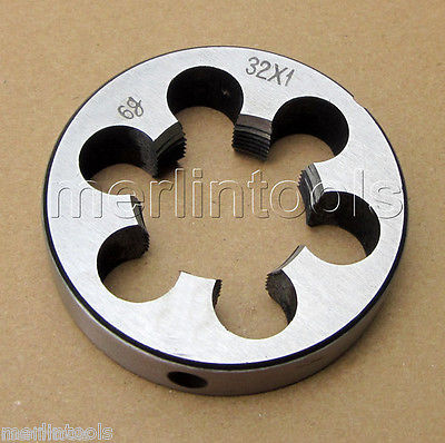 ФОТО 34mm x 1.5 Right hand Thread Die M34 x 1.5mm Pitch