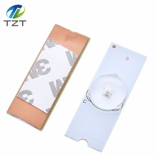 TZT 10 шт. 3 в SMD лампы с оптическими линзами Fliter для 32-65 дюймов светодиодный телевизор ремонт