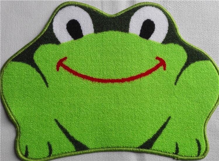 45X65CM New Style Apple Frog Bedroom Carpet Living Room Mats For Children Bathroom Kitchen Rug Door - Popular Frog Bath Rug-Buy Cheap Frog Bath Rug Lots From China Frog