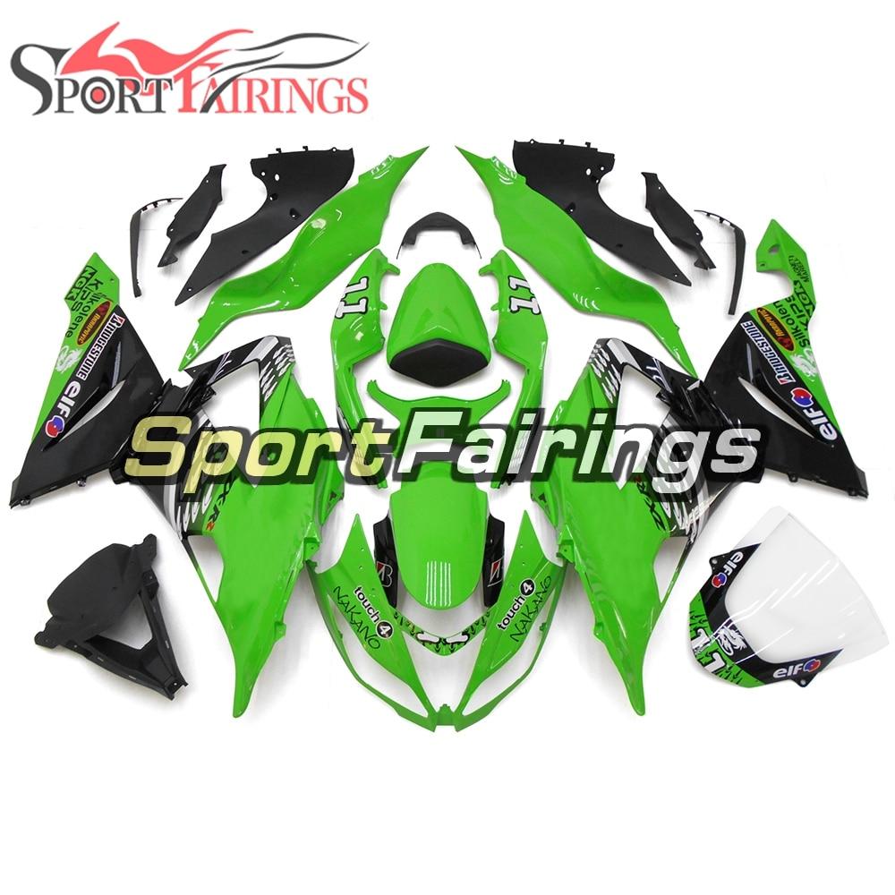 Motorcycle Full Fairing Kit For Kawasaki ZX6R ZX 6R Ninja 636 2013 2014 2015 2016 2017