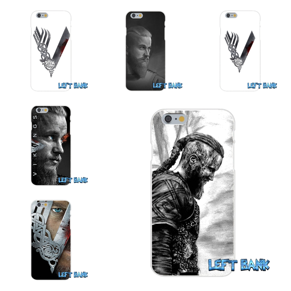 vikings ragnar vikings season 3 tv series slim silicone case for