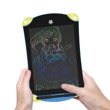 8.5 inch Tekening Speelgoed LCD elektronische tekentablet Kids Draagbare kleurrijke Graffiti Schrijfbord Schilderen speelgoed voor Kinderen