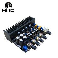 LM1875 2.1 kanałowy cyfrowy wzmacniacz audio Stereo wysoka płyta wzmacniacza zasilania Subwoofer płyta wzmacniacza BTL 50W * 2 + 100W