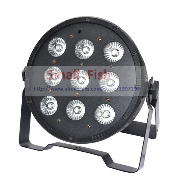 2xlots Promoting 9*10W 4in1 RGBW Led Stage Light High Power LED Par Can With DMX512 Flat DJ Equipments Controller promoting academic competence and literacy in school