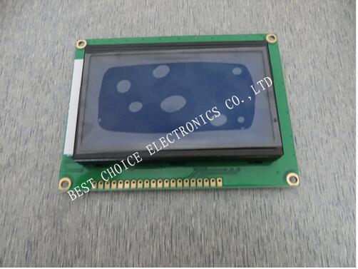 1 PCS 1PX128*64 POINTS LCD module 5 V bleu écran 12864 LCD avec rétro-éclairage ST7920 port Parallèle LCD12864