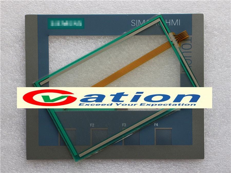Touch Scree for 6AV6647-0AA11-3AX0 6AV6 647-0AA11-3AX0 KTP400 Membrane Keypad