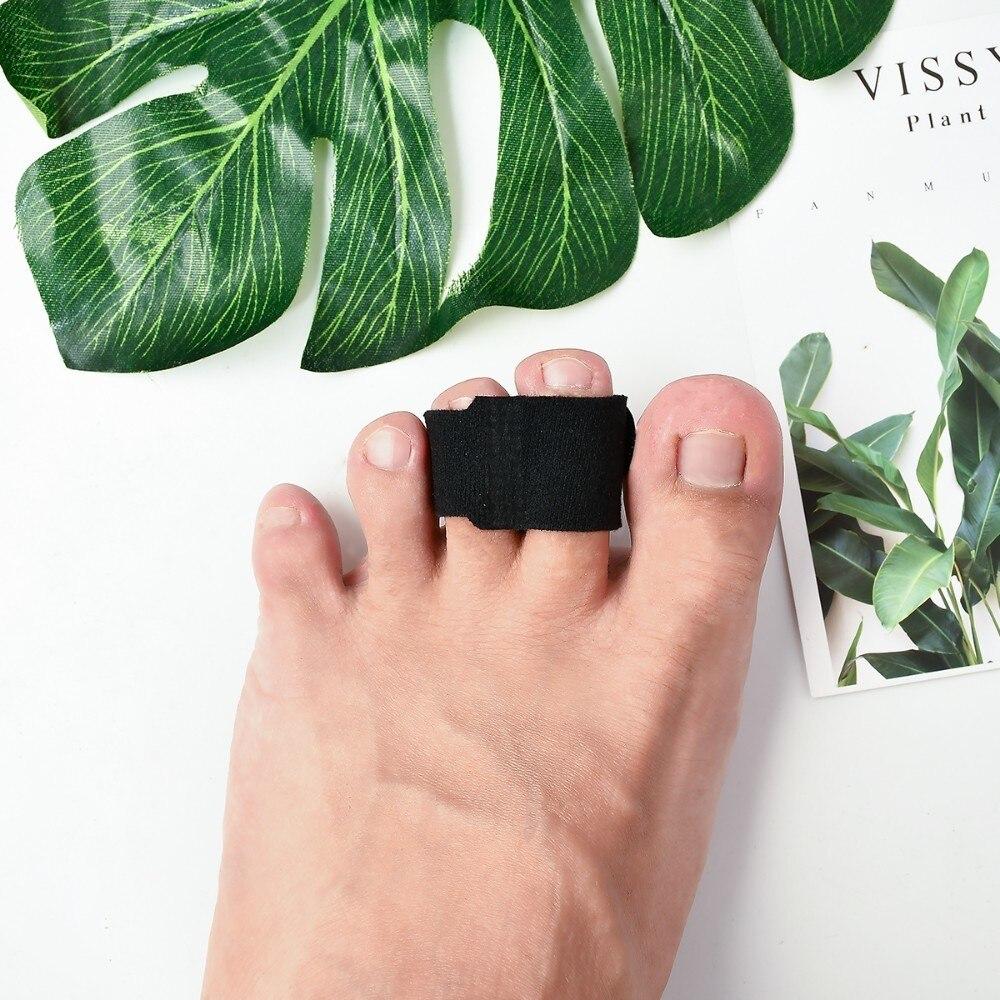 1pc Little Finger Toe Separator Daisy Flowers Pearls Heart Rhinestones Foot Care Pedicures Tools