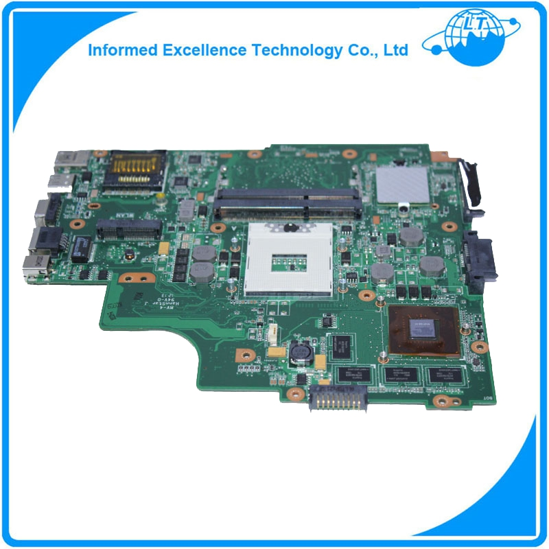 K43SV laptop motherboard for ASUS K43SJ,K43SV,A43S,X43S,K43SM REV3.0 system board 8 memory 1GB for asus k43sv k43sj laptop motherboard 1g video card k43sv l new mainboard gt520m rev2 2