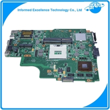 K43SV laptop motherboard for ASUS K43SJ,K43SV,A43S,X43S,K43SM REV3.0 system board 8 memory 1GB
