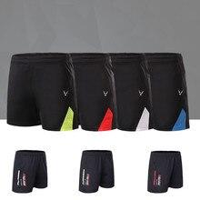 Adsmoeny Men Polyester Pocket Shorts Quickly Dry Basketball Football Fitness Gym Training Sport Shorts Running Shorts