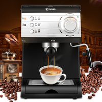 Royalstar Espresso Coffee Maker 850w Italian Coffee Maker Machine 220V Automatic Power Off Portable Espresso Machine