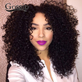 Cabelos Cacheados Crespo Mongolian Virgem Cabelo Afro Kinky Curly Cabelo Humano Weave Bundles Afro Kinky Curly Feixes de Cabelo Encaracolado Kinky Mongol