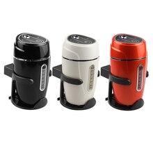 80 ml Portable Mini Coche Auto USB Humidificador Purificador de Aire Difusor Aroma Atomizador purificador de ar carro